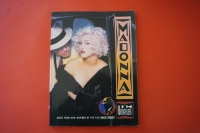 Madonna - I´m breathless Songbook Notenbuch Piano Vocal Guitar PVG