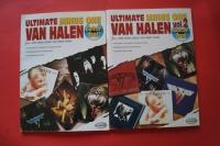 Van Halen - Ultimate minus One (Volume 1 & 2 mit CDs) Songbooks Notenbücher Vocal Guitar