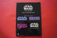Star Wars Selections for Guitar Notenbuch Guitar