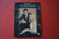 Ally McBeal - For once in my Life Songbook Notenbuch Piano Vocal Guitar PVG