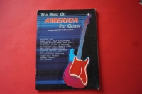 America - Best of for Guitar Songbook Notenbuch Vocal Guitar