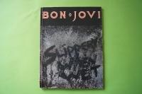 Mängelexemplar: Bon Jovi - Slippery when wet Songbook Notenbuch Piano Vocal Guitar PVG