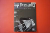 Best Bass Lines Ever (mit Audiocode)(Hal Leonard Bass Play-Along) Bassbuch