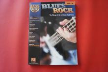 Blues Rock (mit CD) (Hal Leonard Bass Play-Along) Bassbuch