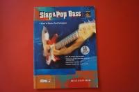 Slap & Pop Bass (mit CD) Bassbuch