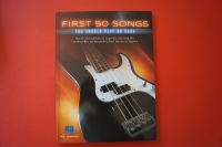 First 50 Songs you should play on Bass Bassbuch