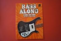 Bass Along 10 More Rock Songs (mit mp3-CD) Bassbuch