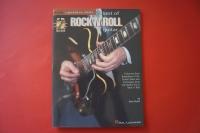 Best of Rock n Roll Guitar (Guitar Play-Along, mit CD) Gitarrenbuch