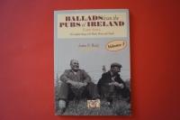 Ballads form the Pubs of Ireland Volume 3 Songbook Notenbuch Vocal Guitar