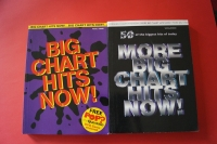 Big Charts Hits now (mit DVD) & More Chart Hits Songbooks Notenbücher Piano Vocal Guitar PVG