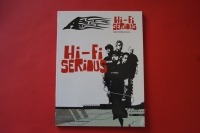 A - Hi-Fi Serious  Songbook Notenbuch Vocal Guitar
