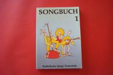 KJG-Songbuch: Band 1 (ältere Auflage) Songbook Notenbuch Vocal Guitar