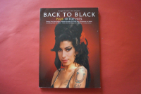Back to Black plus 19 Top Hits Songbook Notenbuch Piano Vocal Guitar PVG