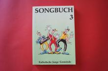 KJG-Songbuch: Band 3 (ältere Auflage) Songbook Notenbuch Vocal Guitar