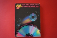 66 Contemporary Standards Songbook Notenbuch Piano Vocal Guitar PVG