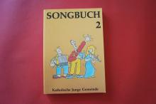 KJG-Songbuch: Band 2 (ältere Auflage) Songbook Notenbuch Vocal Guitar