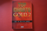 Hage Top Charts Gold Band 2 (mit 2 CDs) Songbook Notenbuch Piano Vocal Guitar PVG
