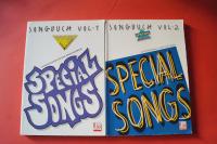 KJG Special Songs Volume 1 & 2 Songbooks Notenbücher Vocal Guitar