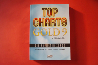 Hage Top Charts Gold Band 9 (mit 2 CDs) Songbook Notenbuch Piano Vocal Guitar PVG
