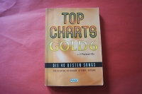 Hage Top Charts Gold Band 6 (mit 2 CDs) Songbook Notenbuch Piano Vocal Guitar PVG
