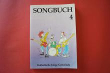 KJG-Songbuch: Band 4 (ältere Auflage) Songbook Notenbuch Vocal Guitar