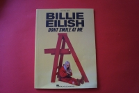 Billie Eilish - Don´t smile at me Songbook Notenbuch Piano Vocal Guitar PVG