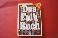 Das Folk-Buch Songbook Notenbuch Vocal Guitar