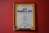 Country Hall of Fame: Great Nashville Hits Songbook Notenbuch Vocal Guitar