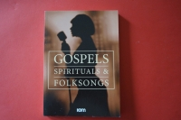 Gospels Spirituals & Folksongs Songbook Notenbuch Vocal Guitar