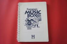 Evergreen Music Box Songbook Notenbuch Vocal Guitar
