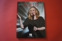 Adele - 17 Hit Songs (Best of) Songbook Notenbuch Easy Piano Vocal