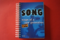 Songs of a new Generation Songbook Notenbuch Vocal Guitar