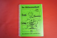 Der Hüttenmusikant Songbook Notenbuch Vocal Guitar