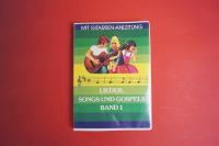Lieder Songs und Gospels Band 1 Songbook Notenbuch Vocal Guitar