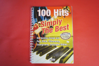 100 Hits Simply the Best Songbook Notenbuch Piano Vocal Guitar PVG