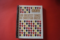 100 Greatest Hits in Christian Music Songbook Notenbuch Piano Vocal Guitar PVG
