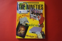 70 Years of Popular Music: The Nineties Part 3 Songbook Notenbuch Piano Vocal Guitar PVG
