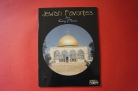 Jewish Favorites for Easy Piano Songbook Notenbuch Easy Piano Vocal