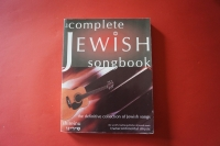 The Complete Jewish Songbook Songbook Notenbuch Vocal Guitar