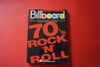 Billboard 70s Rock n Roll Songbook Notenbuch Piano Vocal Guitar PVG