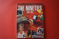 70 Years of Popular Music: The Nineties Part 2 Songbook Notenbuch Piano Vocal Guitar PVG