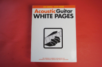Acoustic Guitar White Pages Songbook Notenbuch Vocal Guitar