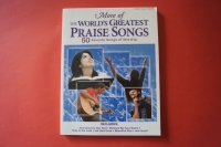 More of the World´s Greatest Praise Songs Songbook Notenbuch Piano Vocal Guitar PVG