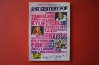 21st Century Pop (Kleinformat) Songbook Vocal Guitar Chords