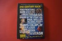 21st Century Rock Volume 1 & 2 in Box Songbooks NotenbücherVocal Guitar