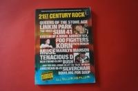 21st Century Rock Volume 2 Songbook NotenbuchVocal Guitar