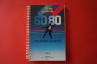 20 Ans de Succès Volume 3: 60-80 Songbook Notenbuch Vocal Guitar