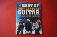 Best of 21st Century Guitar Songbook Notenbuch Vocal Guitar