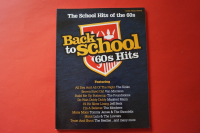 Back to School: 60s Hits Songbook Notenbuch Piano Vocal Guitar PVG