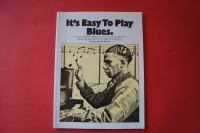 It´s Easy to Play Blues Songbook Notenbuch Easy Piano Vocal